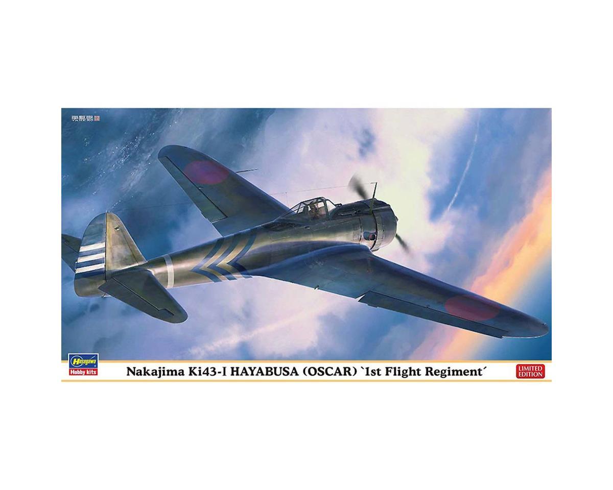 Hasegawa 07444 1/48 Nakajima Ki43-I Hayabusa Oscar