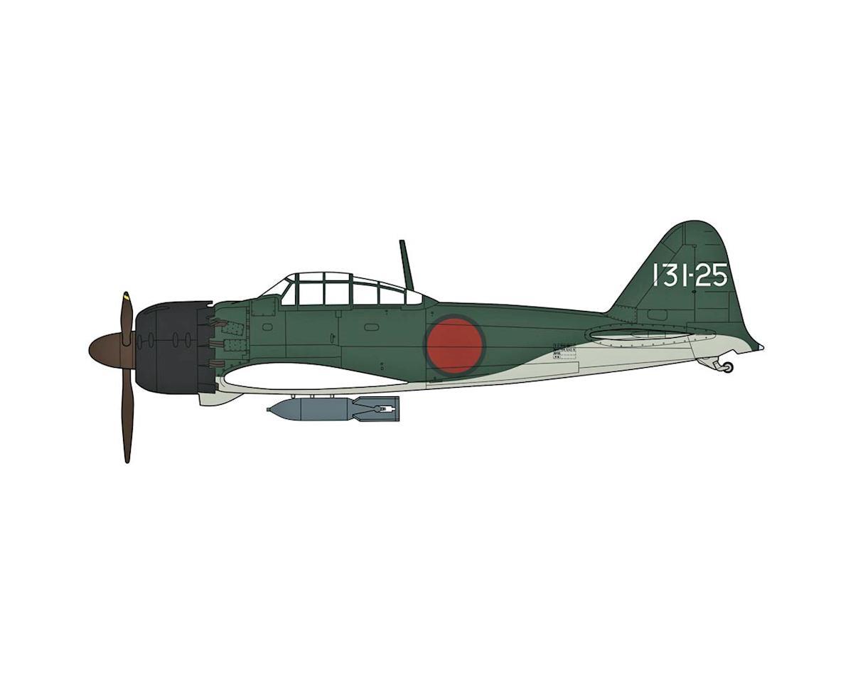 07448 1/48 Mitsubishi A6M5c/A6M7 Zero Type 52 Hei/62 by Hasegawa