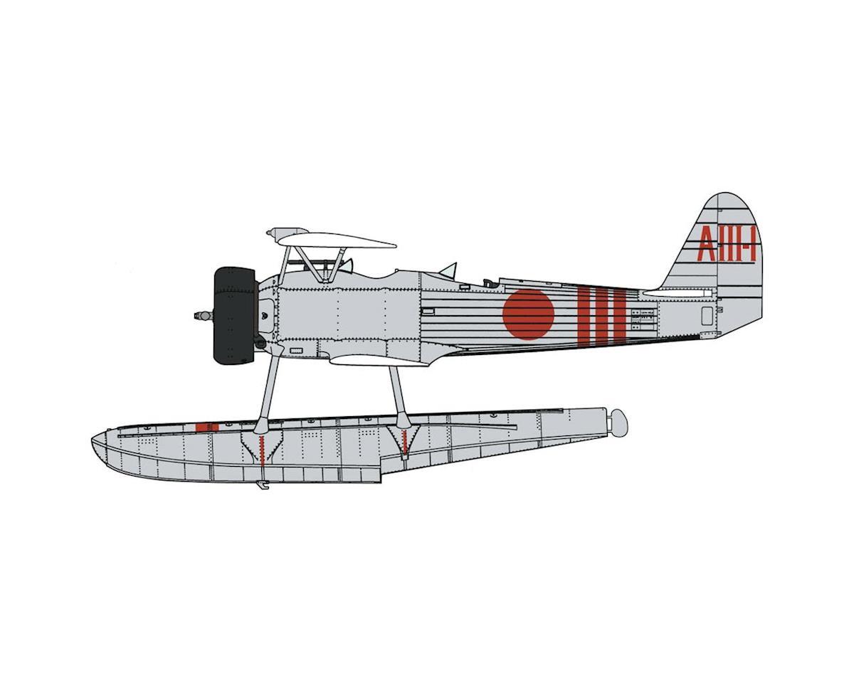 Hasegawa 07453 1/48 E8N1/E8N2 Type 95 Recon Seaplane Model 1/2