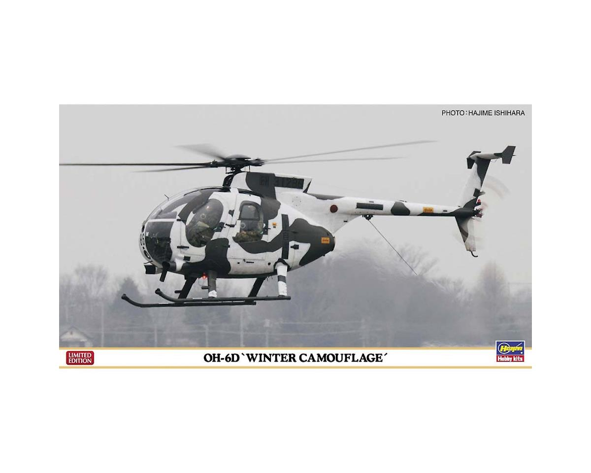 Hasegawa 07460 1/48 OH-6D Winter Camouflage