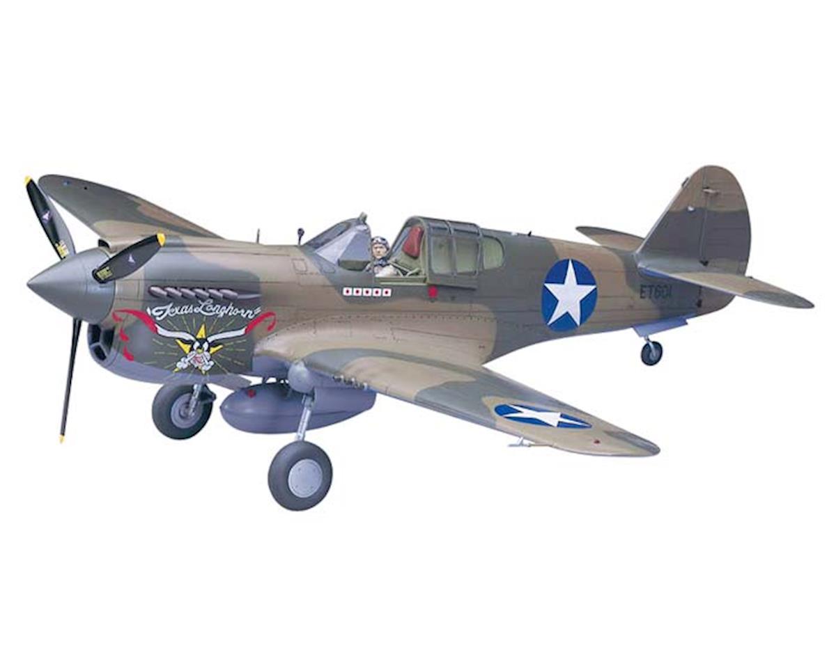Hasegawa 08879 1/32 P-40E Warhawk