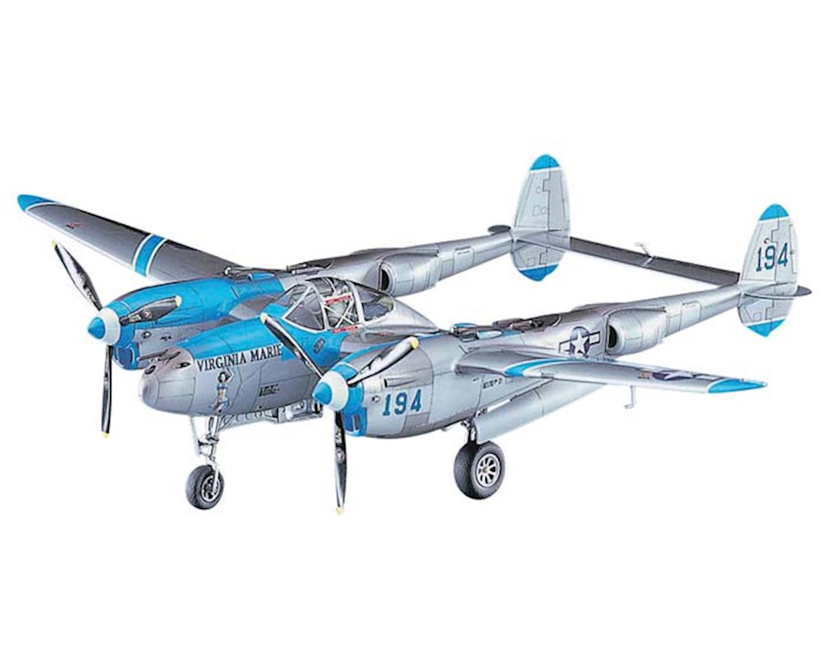 Hasegawa 09101 1/48 P-38J Lightning