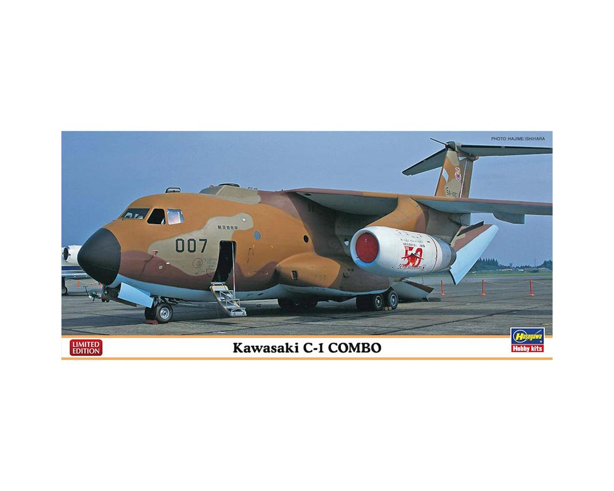 Hasegawa 10698 1/200 Kawaskai C-1 Combo Limted
