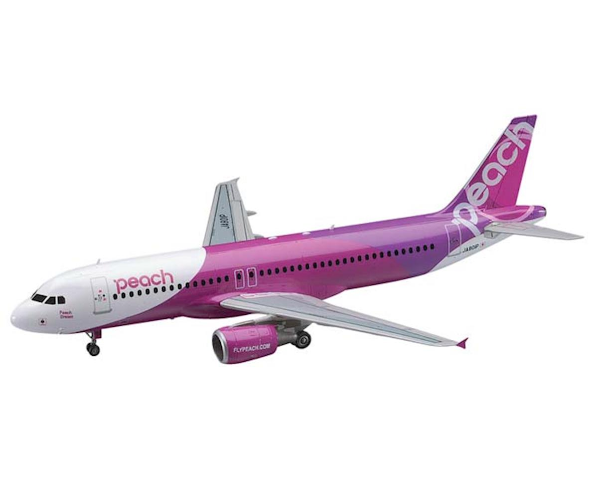 Hasegawa 10741 1/200 Peach Aviation Airbus A320