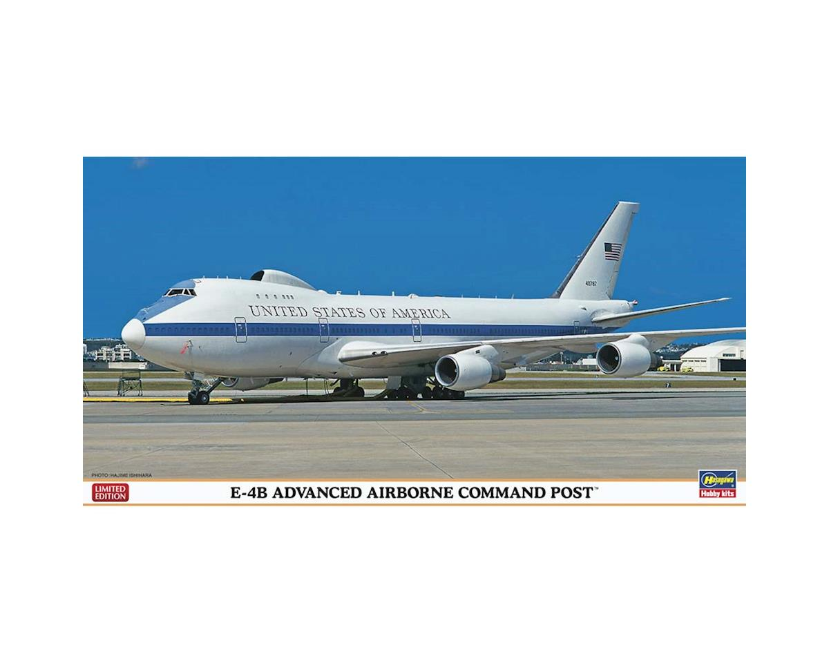 10809 1/200 E-4B Advanced Airborne Command Post by Hasegawa