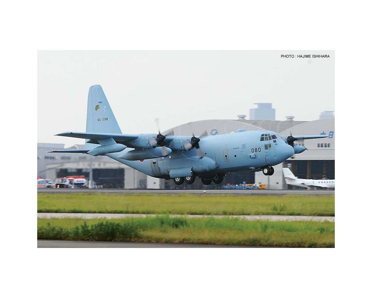 10818 1/200 KC-130H Hercules J.A.S.D.F. (2 Kits) by Hasegawa