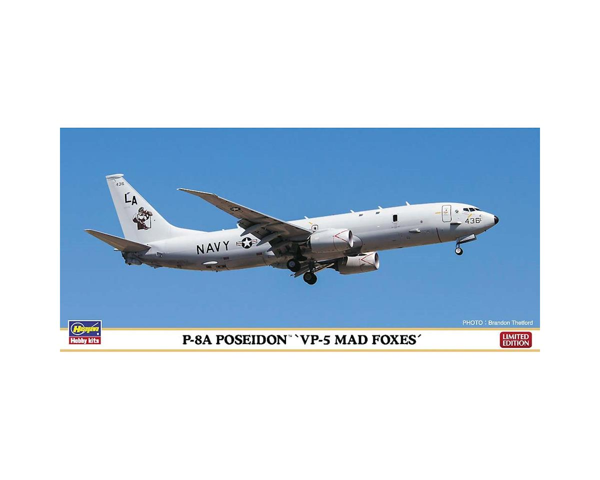 10822 1/200 P-8A Poseidon VP-5 Mad Foxes by Hasegawa