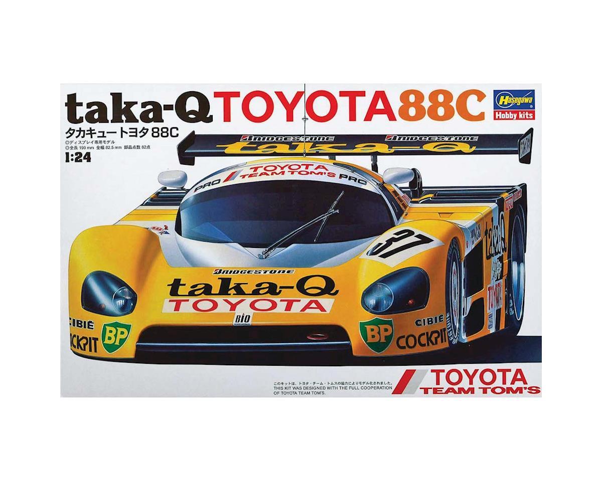 Hasegawa 20237 1/24 Taka-Q Toyota 88C