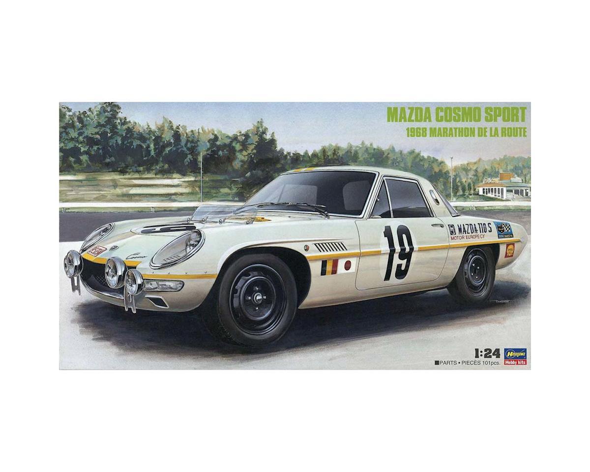 20274 1/24 Mazda Cosmo Sport 1968 Marathon De La Route by Hasegawa