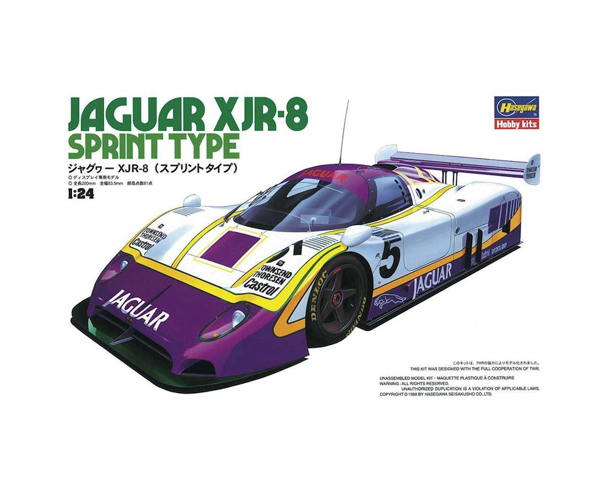 Hasegawa 20281 1/24 Jaguar XJR-8 Sprint Type