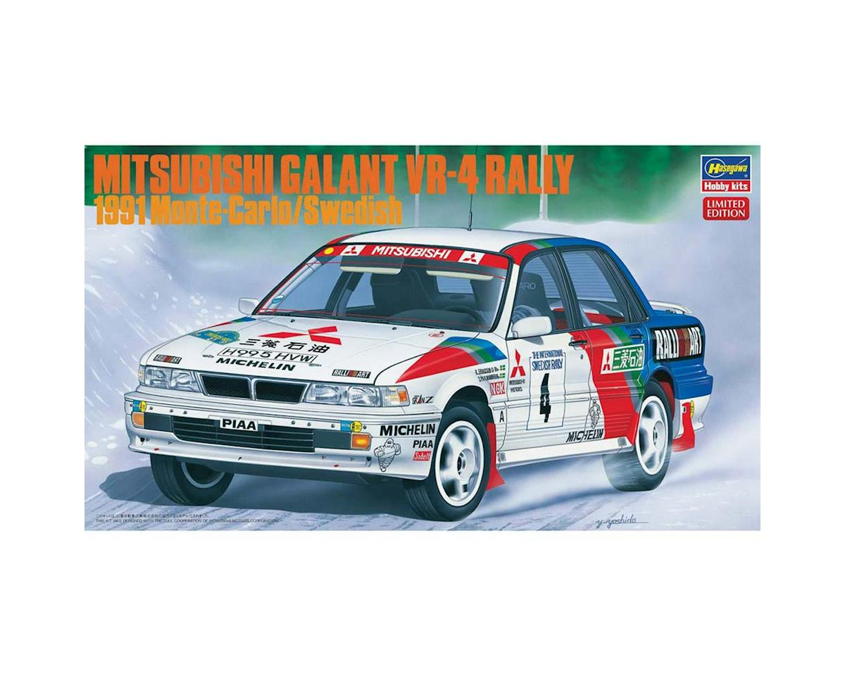 20288 1/24 91 Galant VR4 Rally by Hasegawa