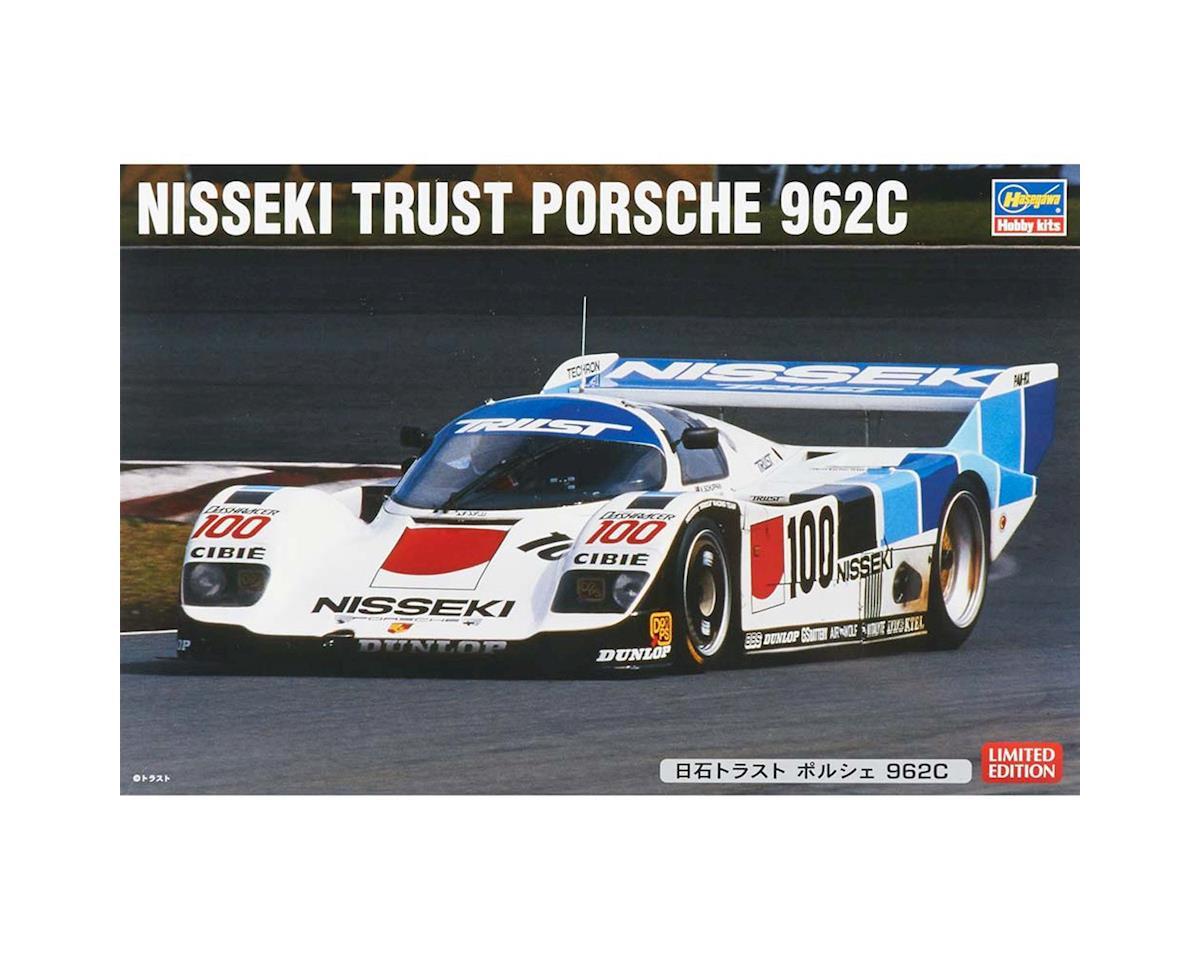 20298 1/24 Nisseki Trust Porsche 962C by Hasegawa