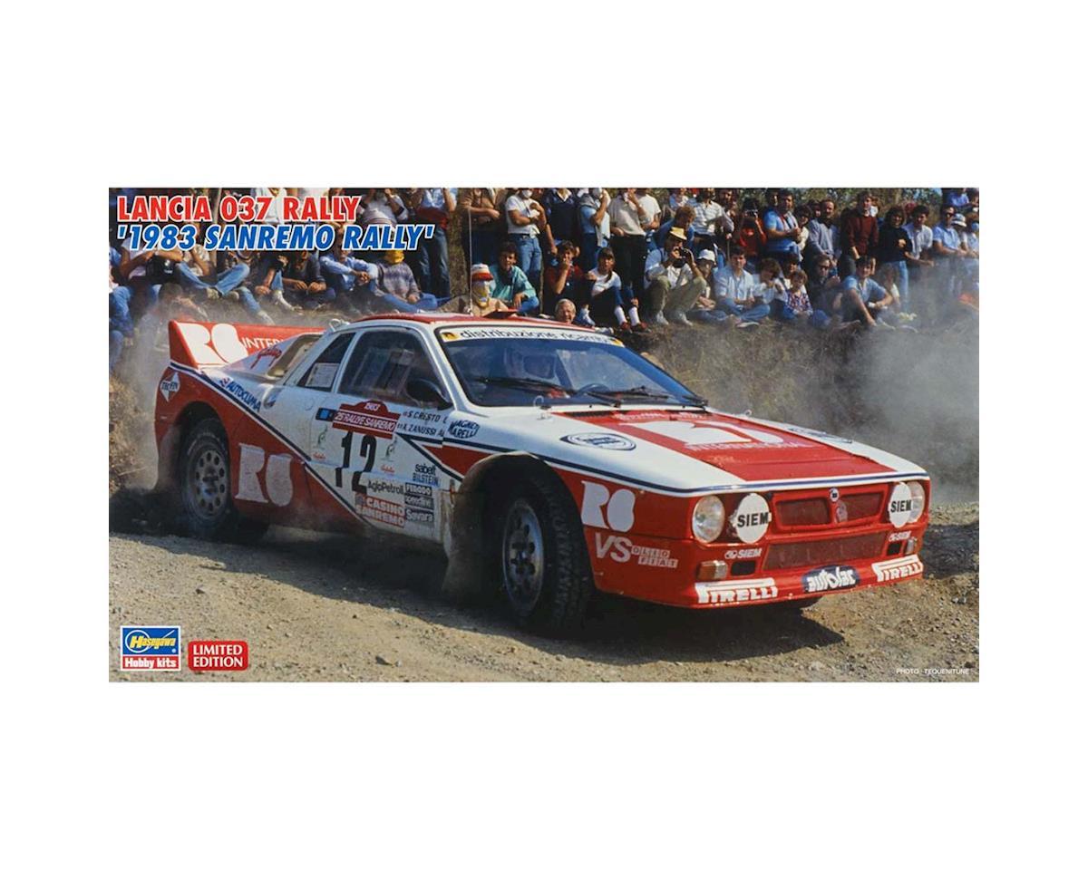Hasegawa 20299 1/24 Lancia 037 Rally 1983 Sanremo Rally