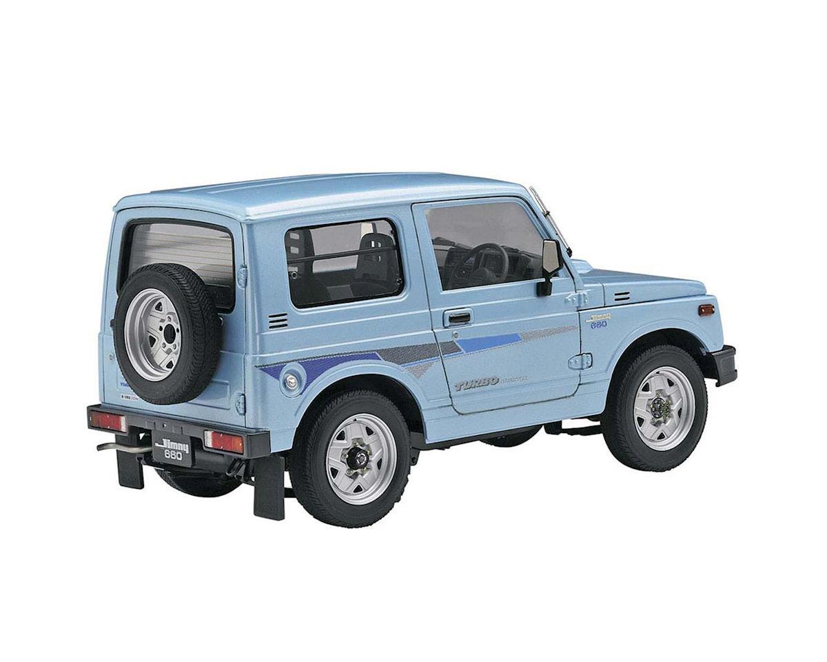 Hasegawa 1/24 Suzuki Jimny JA11-1