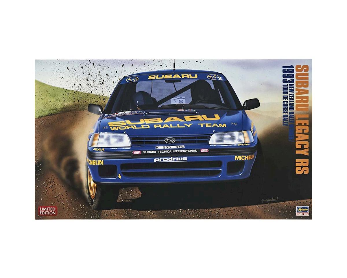 Hasegawa 1/24 Subaru Legacy RS 1993 New Zealand Rally
