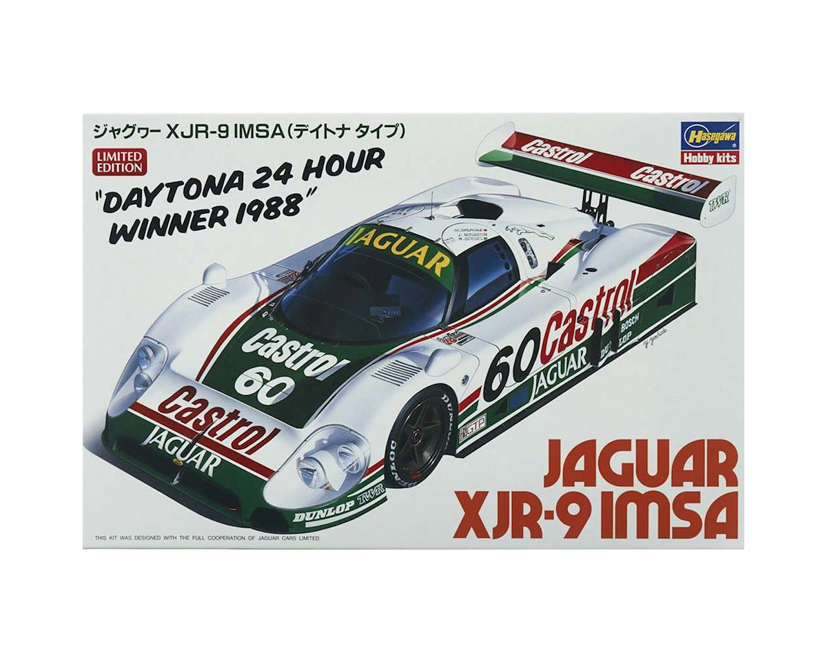 1/24 Jaguar XJR-9 IMSA (Daytona Type) by Hasegawa