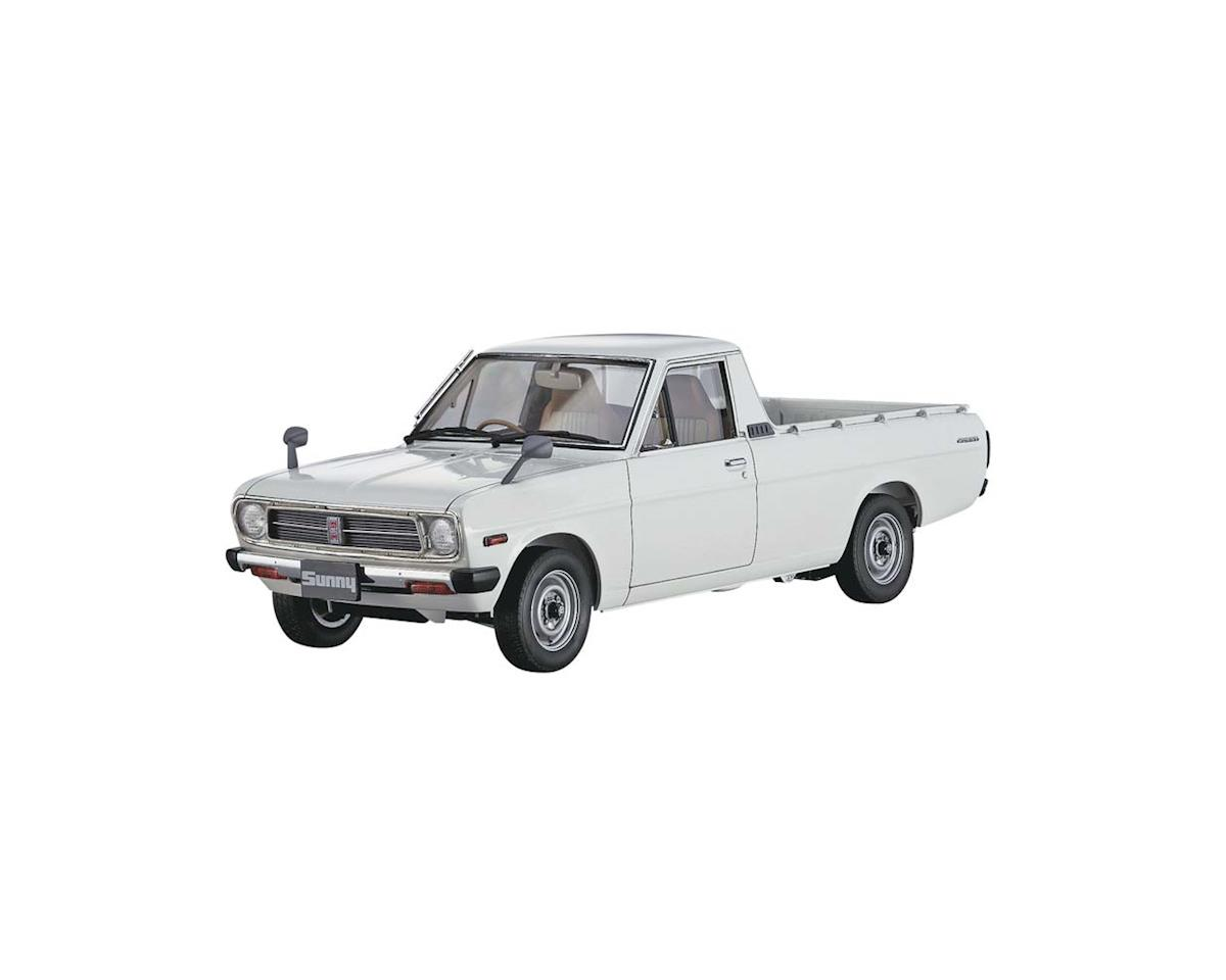 Hasegawa 21120 1/24 Nissan Sunny Truck Long Bed Deluxe