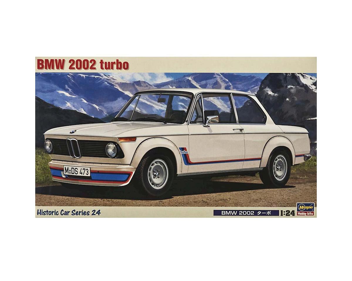 Hasegawa 21124 1/24 BMW 2002 Turbo