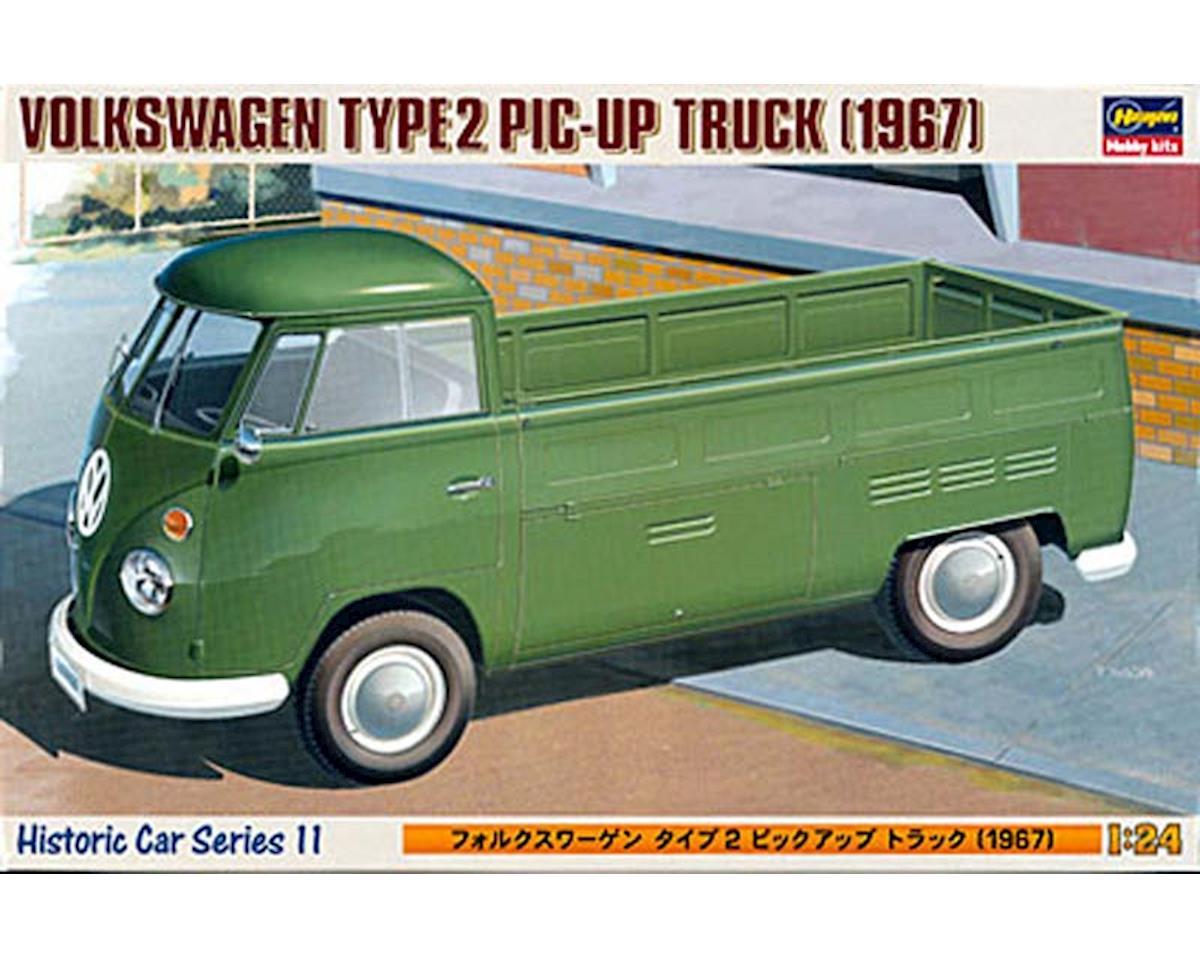 Hasegawa 21211 1/24 VW Type 2 Pickup Truck
