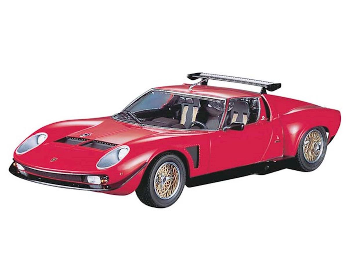 Hasegawa 21214 1/24 Lamborghini Jota SVR (1975)