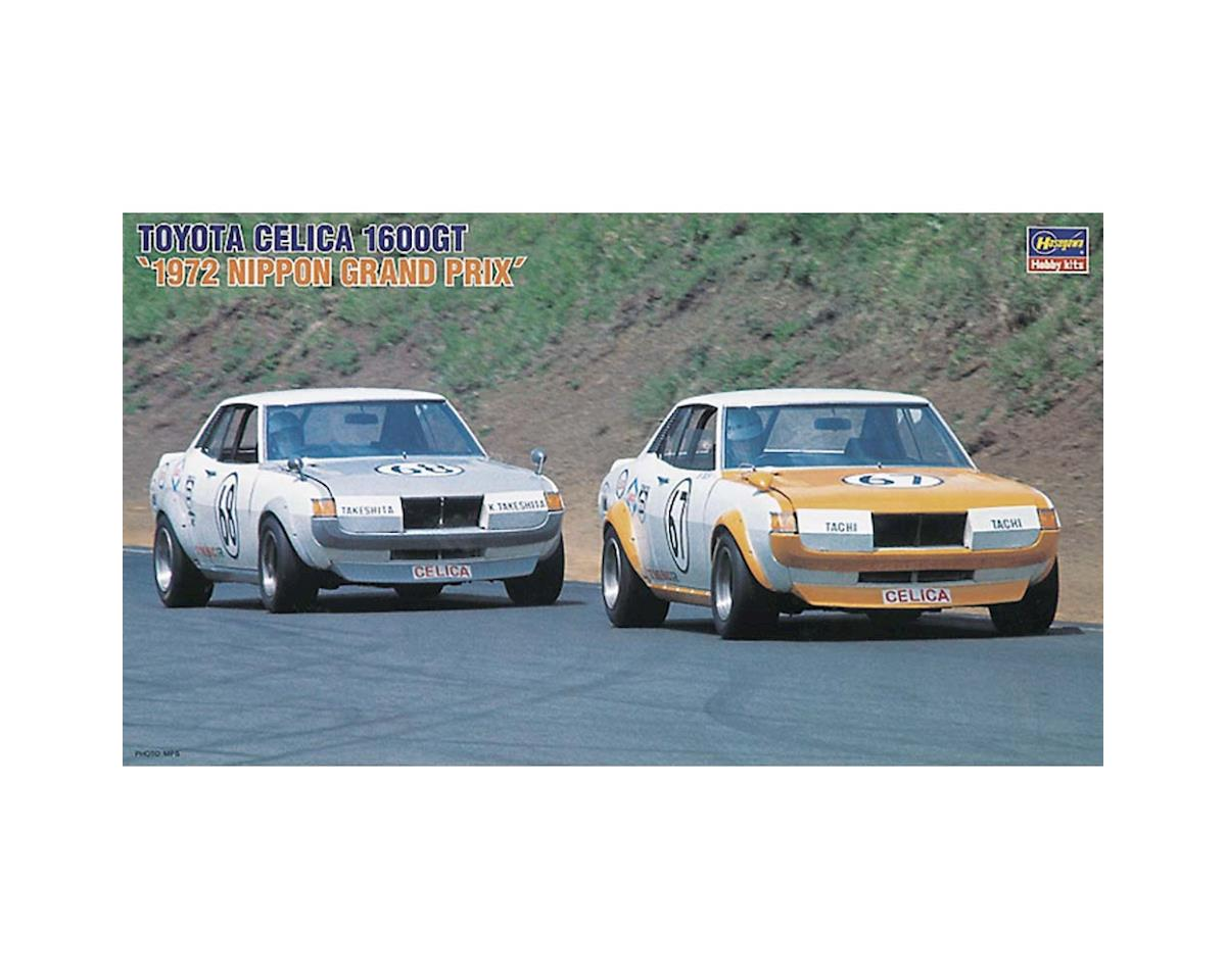 Hasegawa 21267 1/24 Toyota Celica 1600GT Racing Version