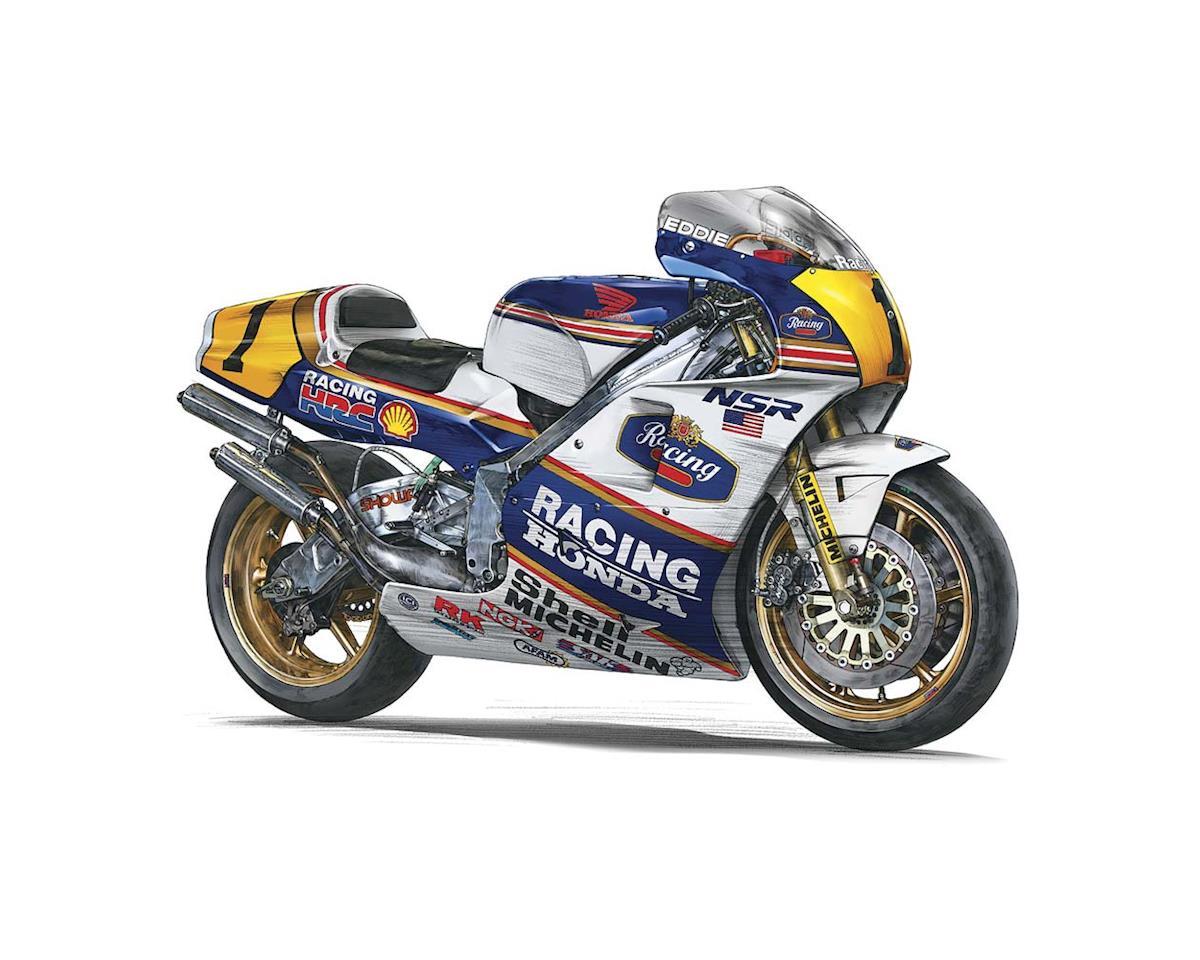 Hasegawa 21504 1/12 Honda NSR500 1989 GP500 Champion