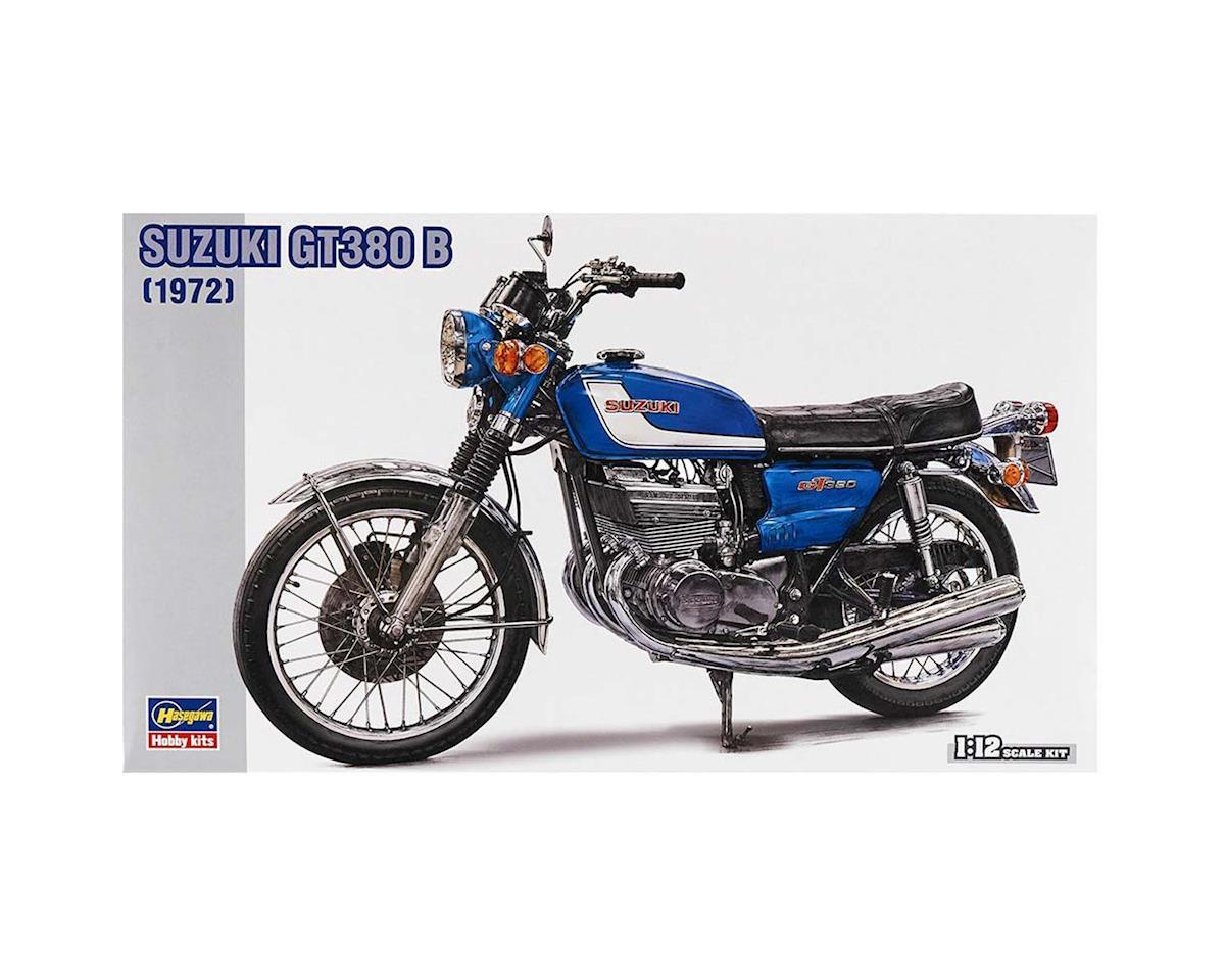 SCRATCH & DENT: Hasegawa 1/12 Suzuki GT380 B