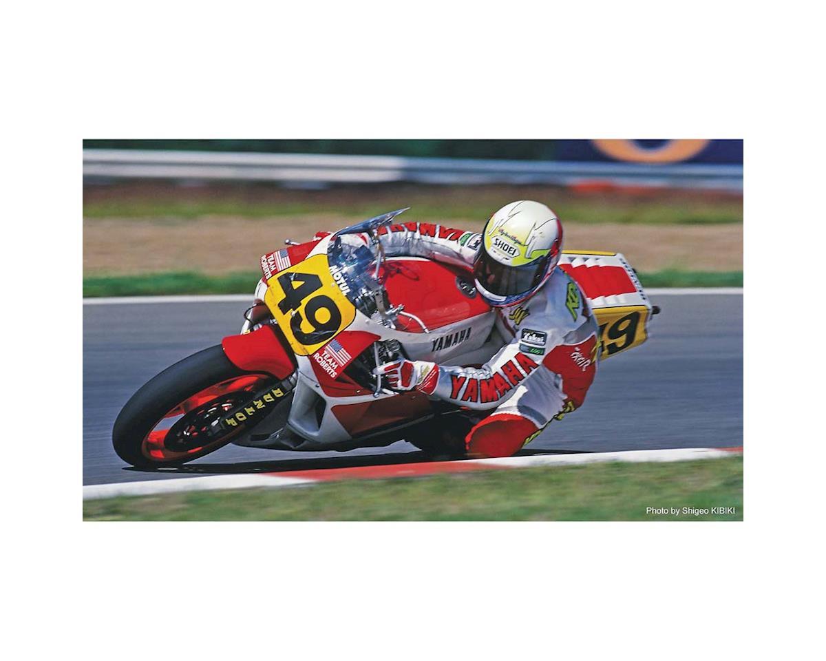 21716 1/12 Yamaha YZR500 (0WA8) Team Roberts 1989 by Hasegawa