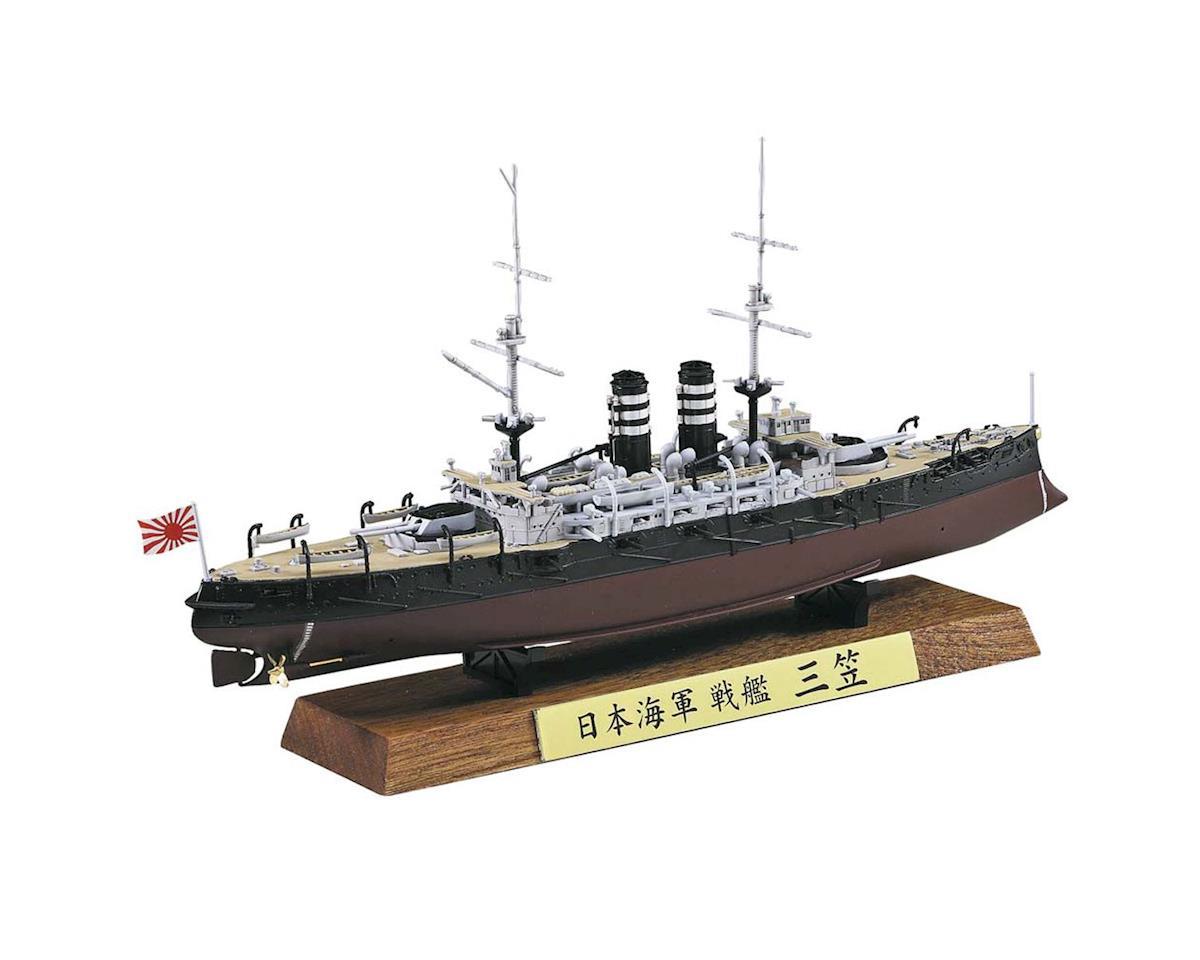 Hasegawa 1/700 Japanese Navy Battle Ship Mikasa Full Hull