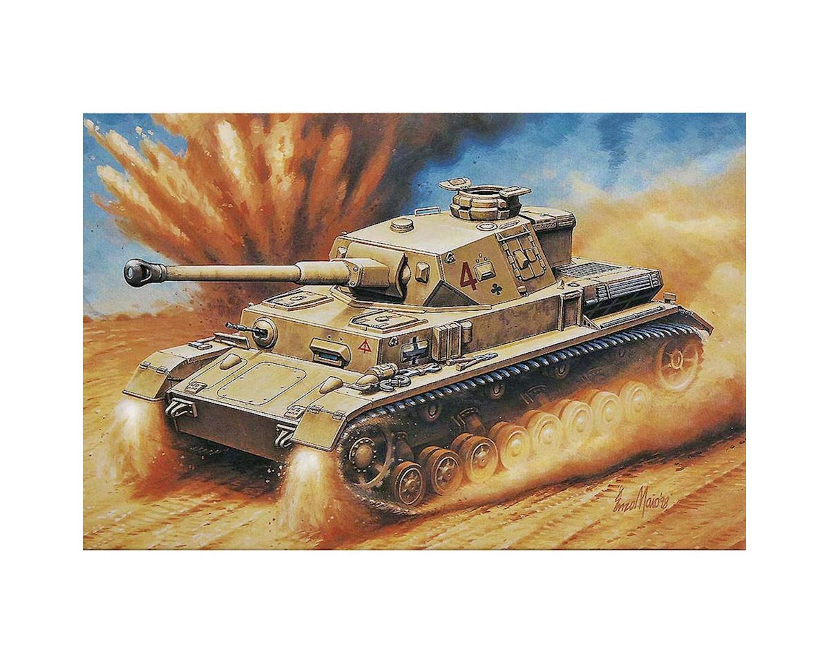 1/72 Pz.Kpfw IV AUSF.F2 & 8t Half Track by Hasegawa