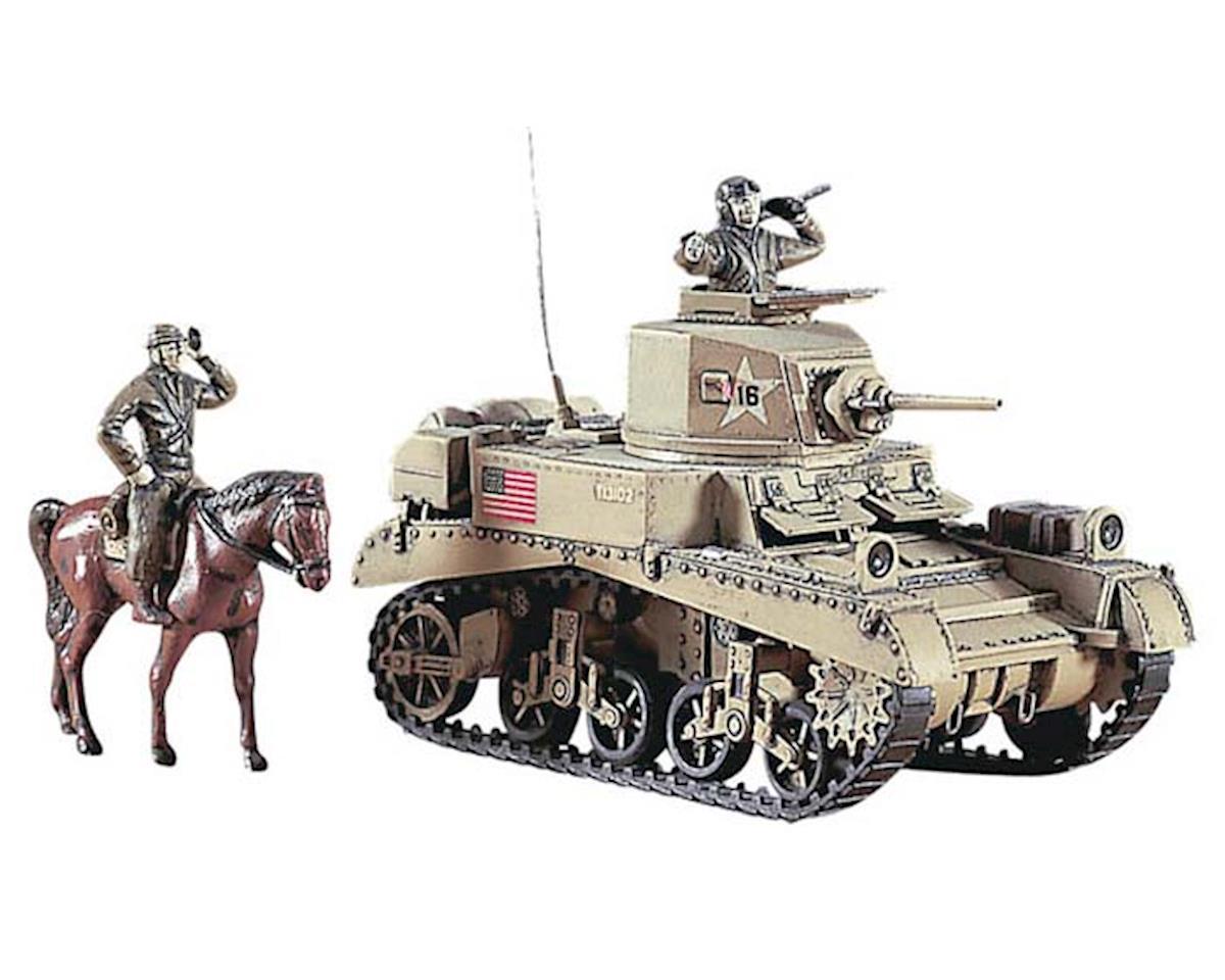 Hasegawa 31103 1/72 Light Tank M3 Stuart Mk.I