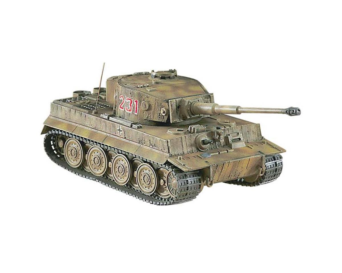 Hasegawa 31136 1/72 Pz.Kpfw VI Tiger I Ausf.E Late Model