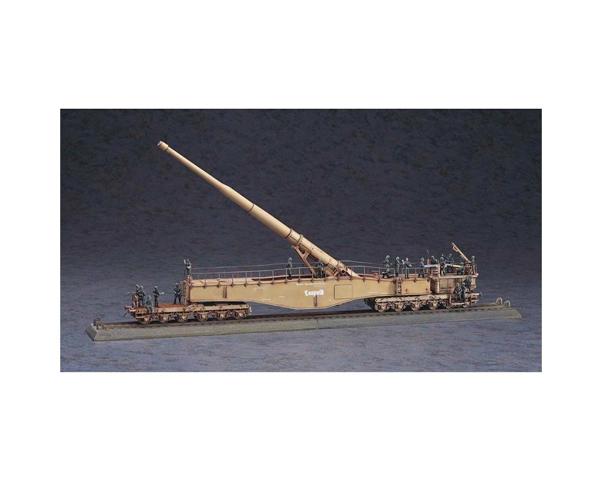1/72 German Railway Gun K5(E) Leopold w/Figure