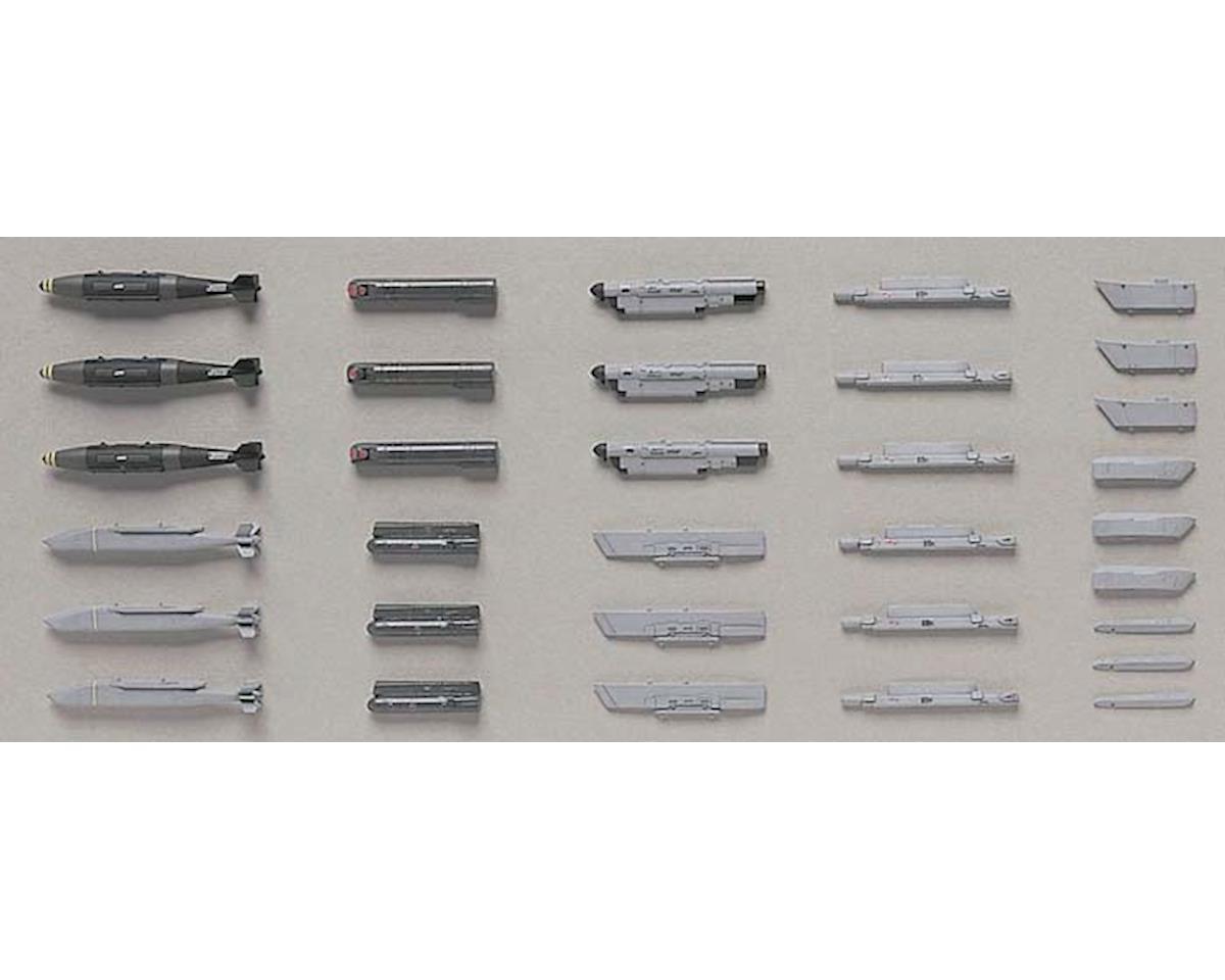 Hasegawa 35012 1/72 US Aircraft Weapons VII