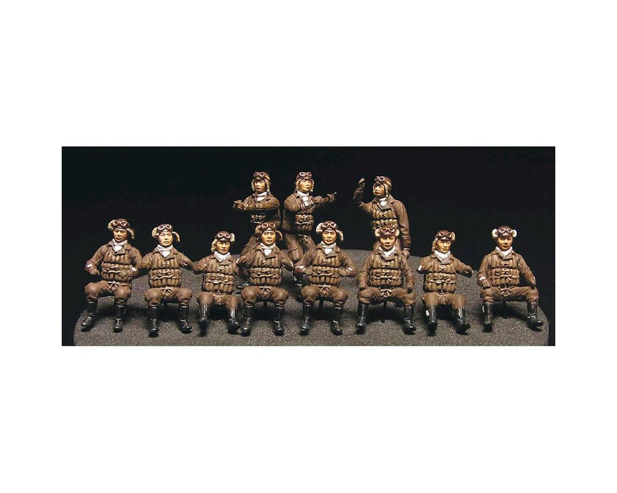 35116 1/72 Japanese Navy Airmen Set