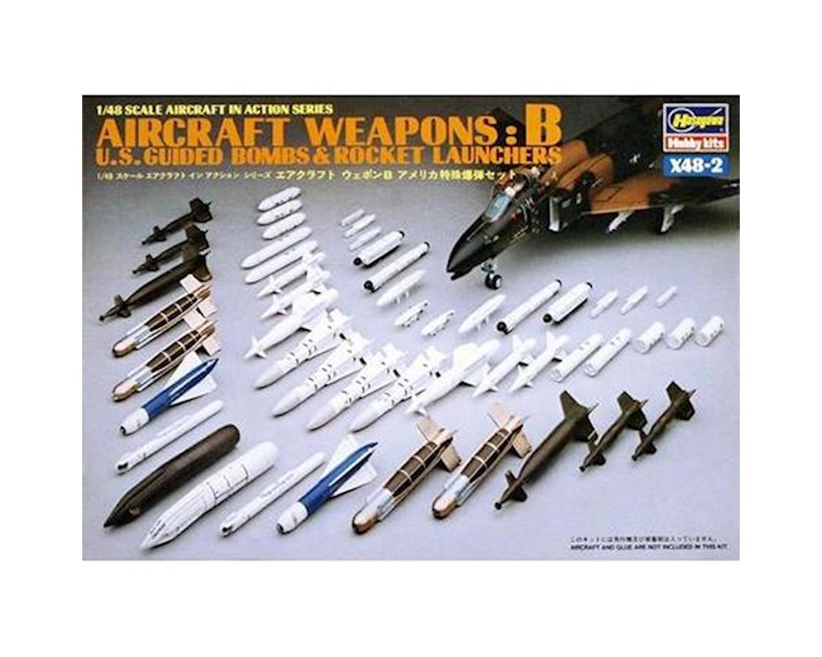Hasegawa 36002 1/48 U.S. Aircraft Weapons B
