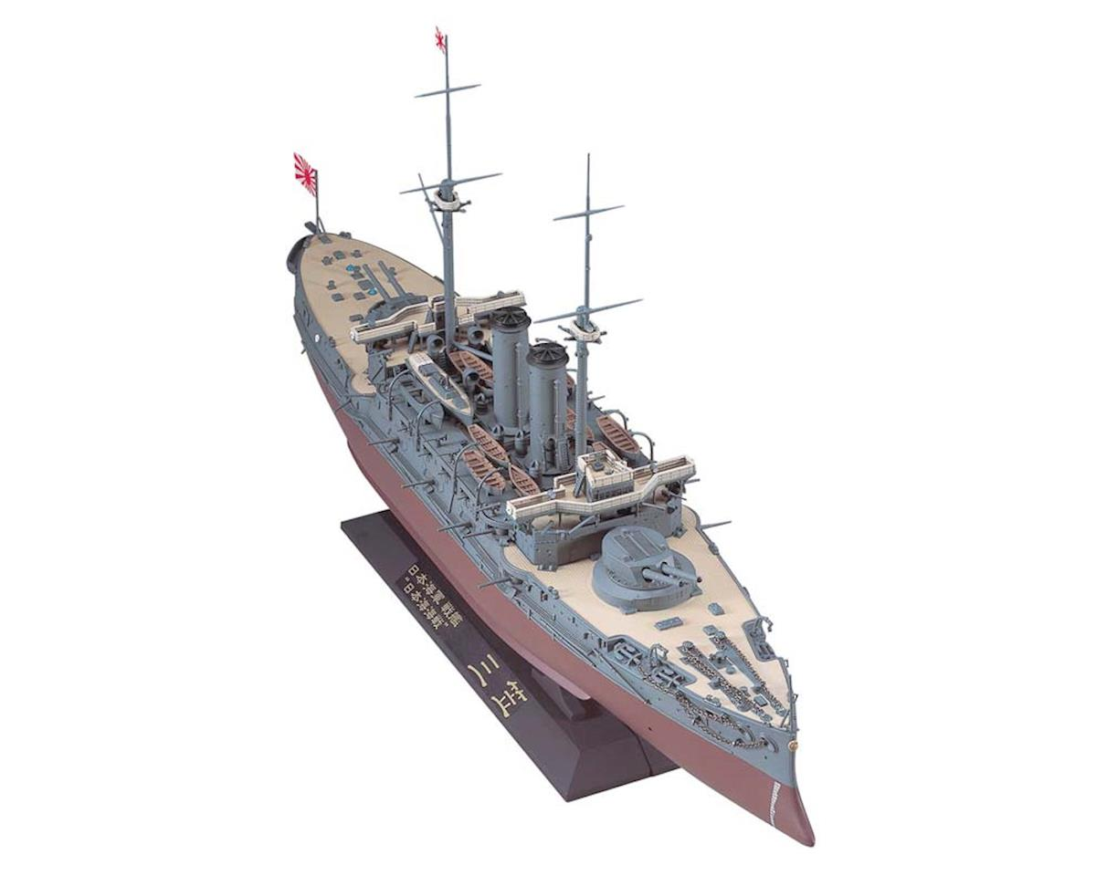 "Hasegawa 40021 1/350 IJN Battleship Mikasa ""Battle of Japan Sea"""