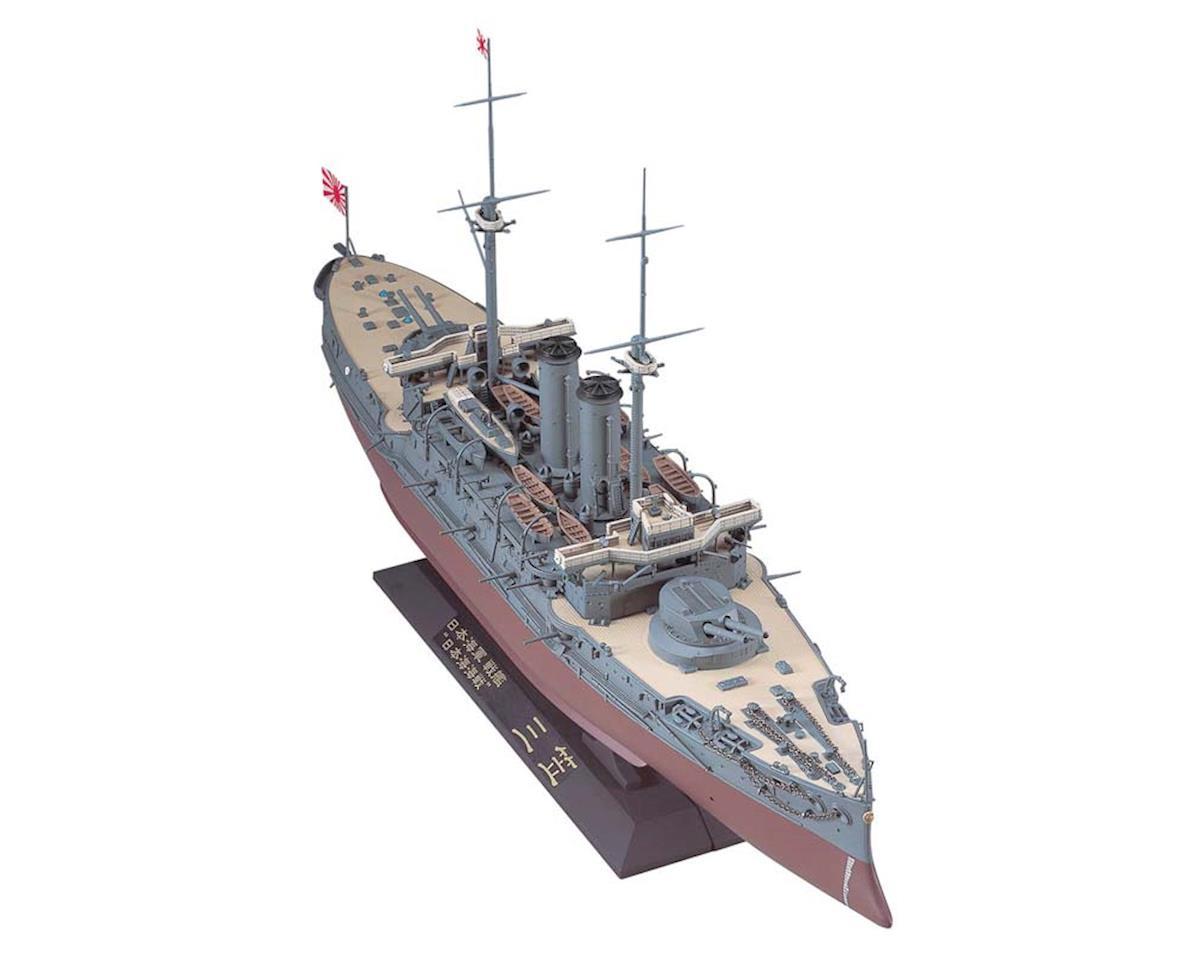 "Hasegawa 40021 1/350 IJN Battleship Mikasa ""Battle of Japan Sea"""