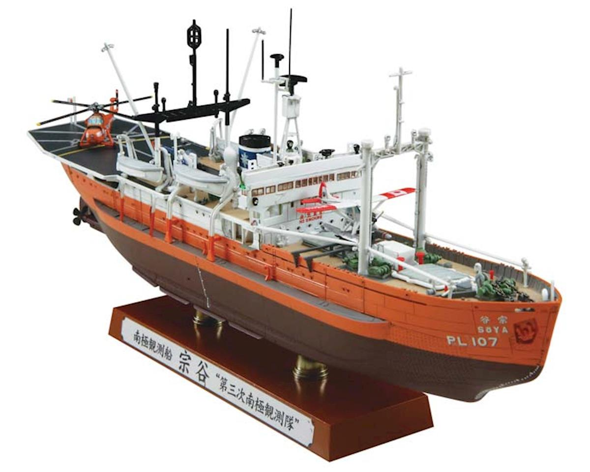 40023 1/350 Antarctica Observation Ship SOYA by Hasegawa