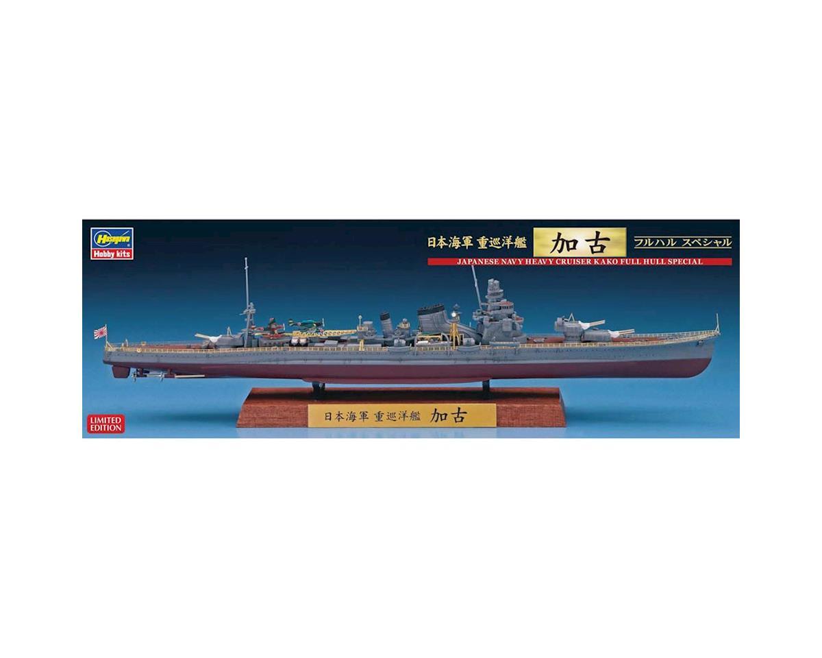 Hasegawa 43168 1/700 Japanese Navy Heavy Cruiser Kako Full Hull