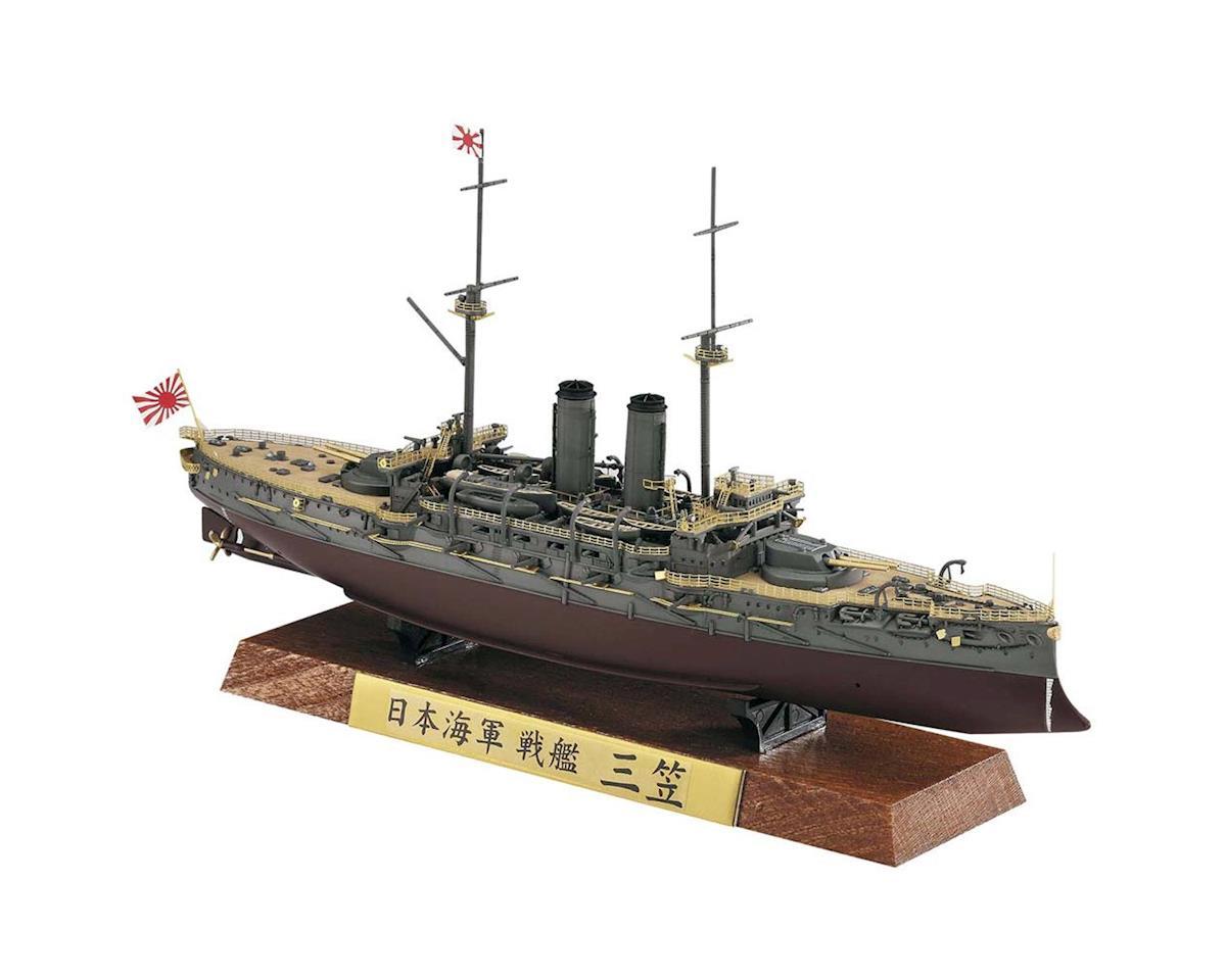 Hasegawa 43170 1/700 Japan Battleship Mikasa Full Hull
