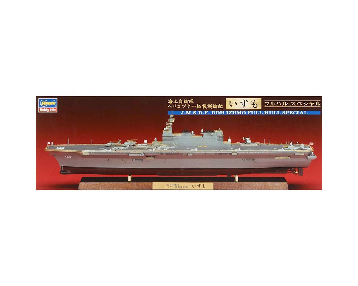 Hasegawa 43171 1/700 J.M.S.D.F. DDH 183 Izumo Full Hull