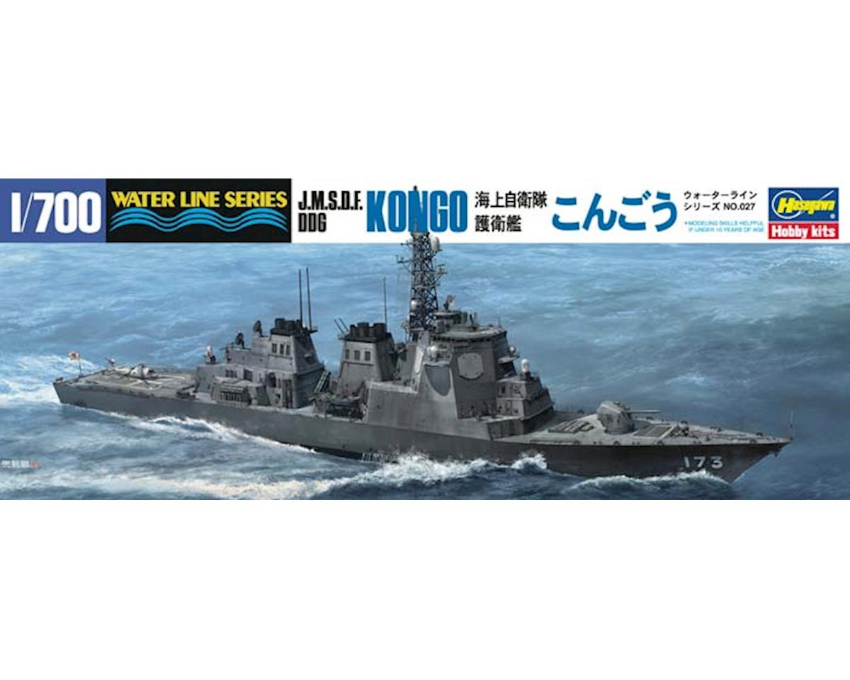 Hasegawa 49027 1/700 J.M.S.D.F DDG Kongo Guided Destroyer