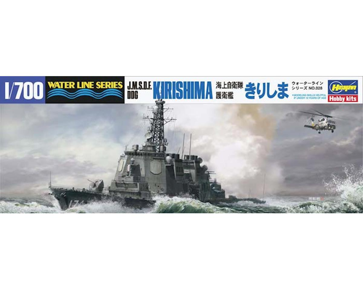 49028 1/700 J.M.S.D.F DDG Kirishima Destroyer by Hasegawa