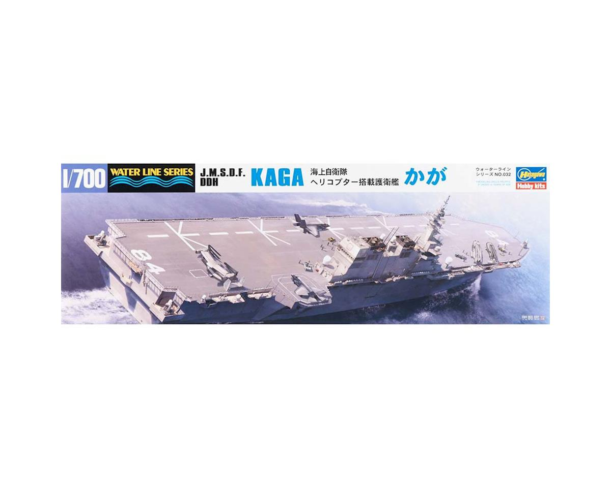 Hasegawa 1/700 JMSDF DDH Kaga Helicopter Destroyer