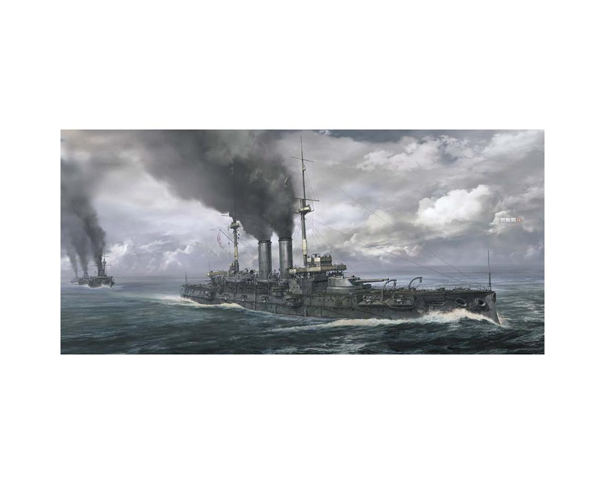 Hasegawa 1/700 Japanese Navy Battleship Mikasa Waterline
