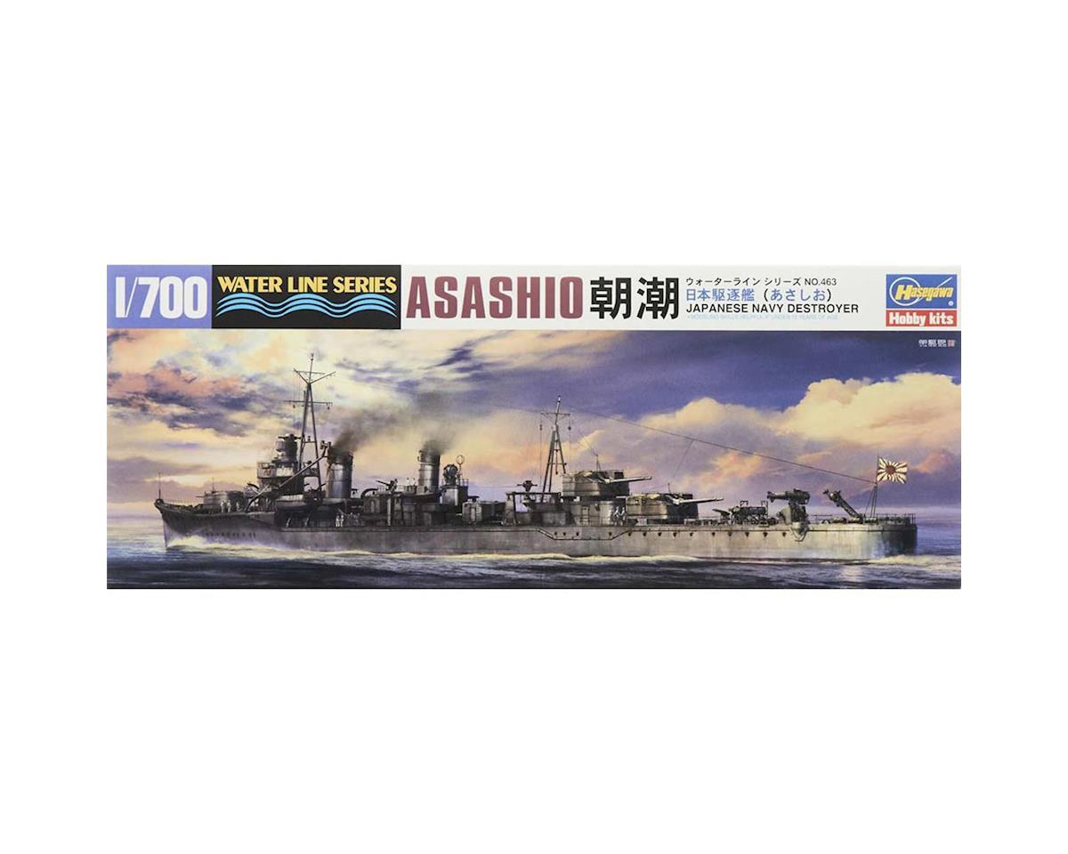 Hasegawa 49463 1/700 Japanese Navy Destroyer Asashio