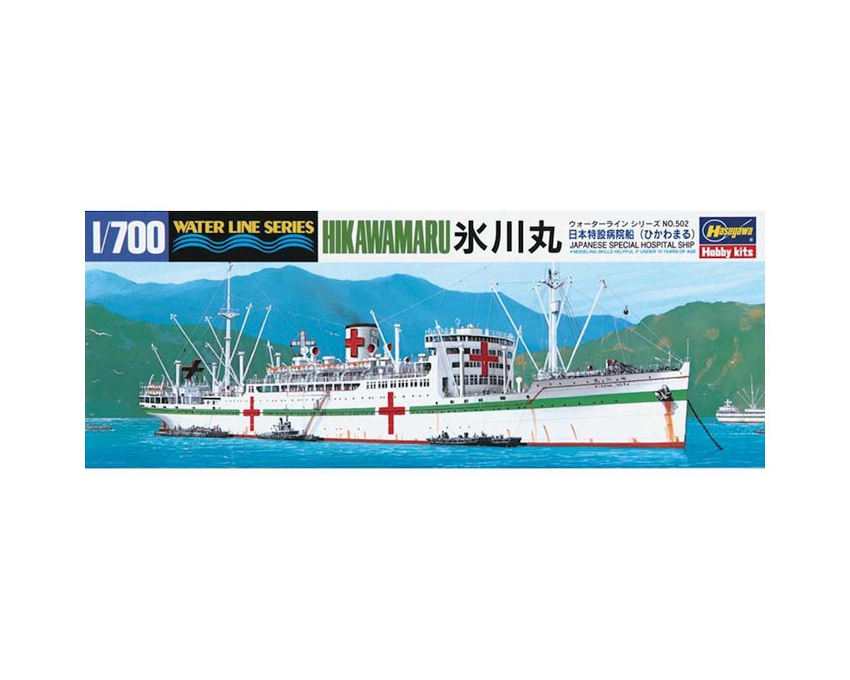1/700 IJN Hospital Ship Hikawamaru by Hasegawa