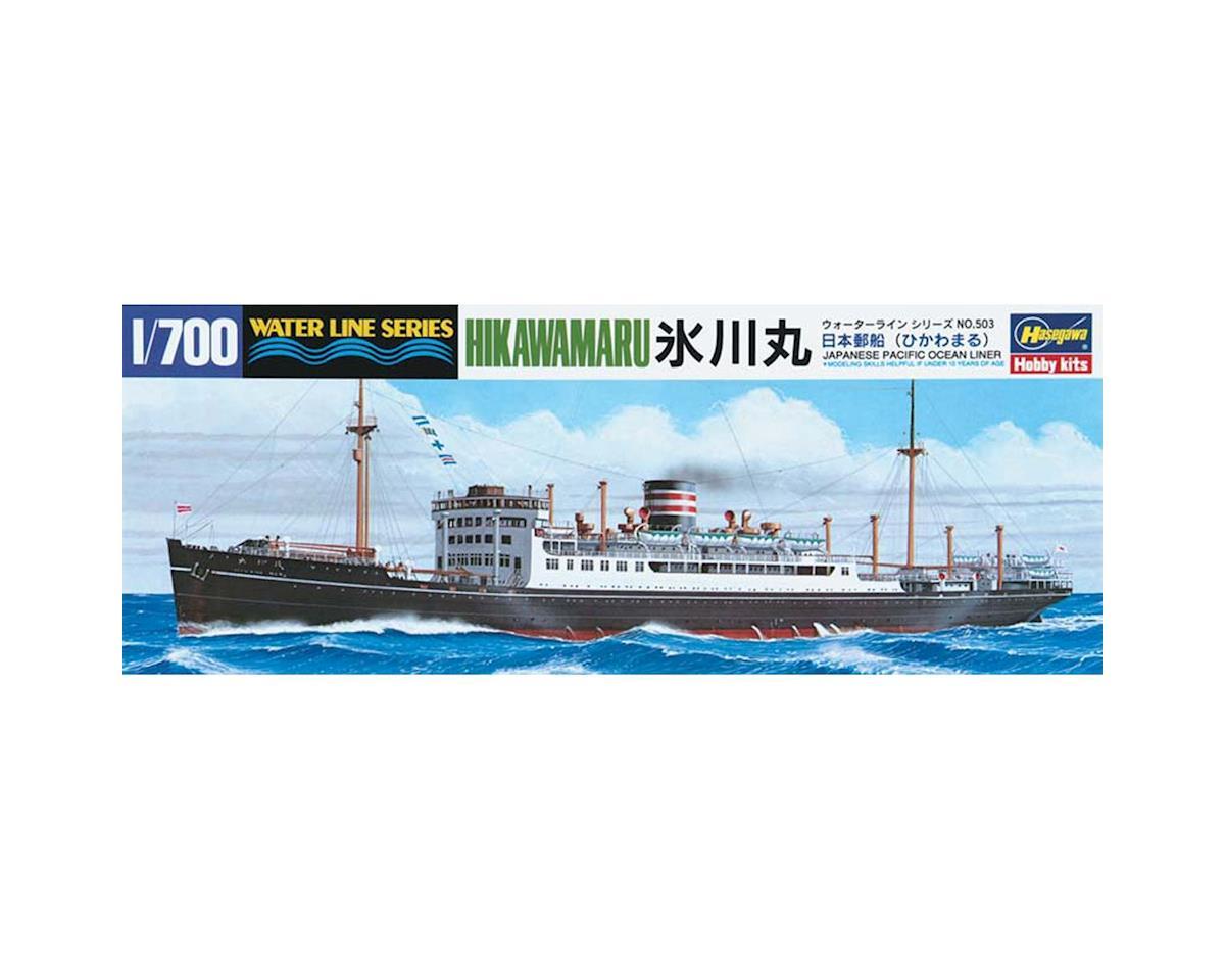 49503 1/700 IJN Ocean Liner Hikawamaru by Hasegawa