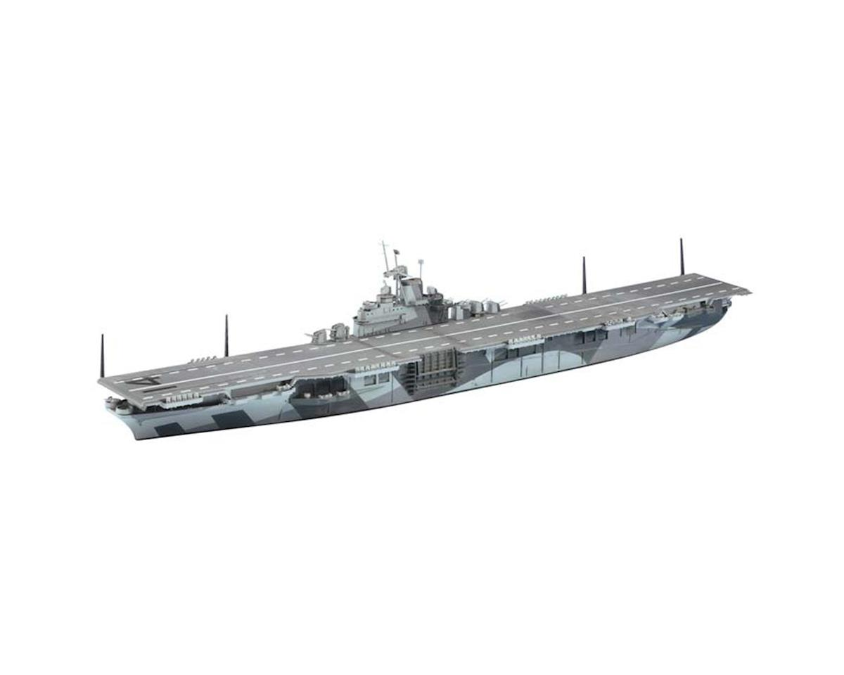 49710 1/700 USS Aircraft Carrier Ticonderoga by Hasegawa